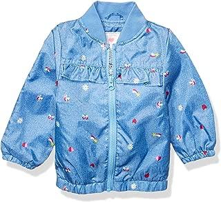 Carter's Baby Girls Lightweight Printed Jacket