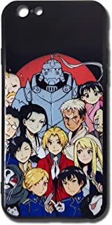 Full Metal Alchemist Cell Phone Cases & Covers for iPhone 6 iPhone 6s