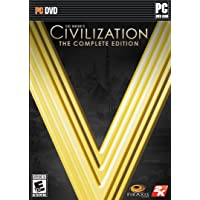 Deals on Sid Meiers Civilization V5: Complete for PC