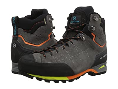 Scarpa Zodiac Plus GTX (Shark/Orange) Men