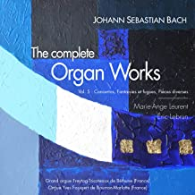 Bach: The Complete Organ Works, Vol. 5