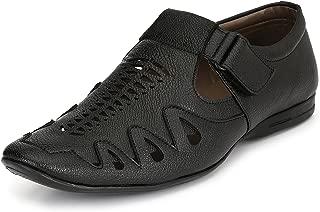 Sir Corbett Men's Synthetic Casual Roman Sandals