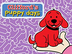 Clifford's Puppy Days Volume 3