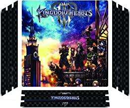 Kingdom Hearts 3 III KH3 Game Skin for Sony Playstation 4 Pro - PS4 Pro Console - 100% Satisfaction Guarantee!