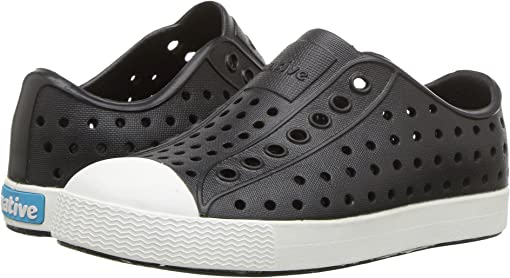 Jiffy Black/Shell White