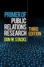 Primer of Public Relations Research, Third Edition: Third Edition PDF