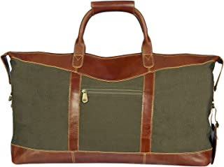 Canyon Outback Leather Pine Canyon 60cm Travel Duffel