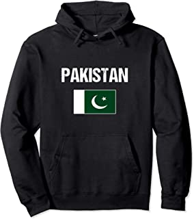 Pakistani Pride Heritage | Pakistan Flag Pullover Hoodie