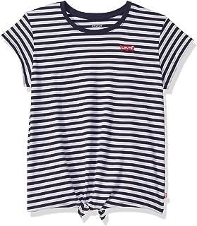 Levi's Girls' High Rise Graphic T-Shirt