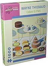 wayne thiebaud cakes and pies