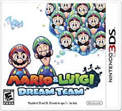 Mario and Luigi: Dream Team Nintendo 3DS