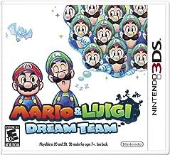 Nintendo CTRPAYME Mario and Luigi: Dream Team, 3DS