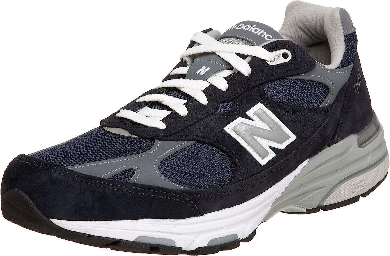 Amazon.com | New Balance Men's MR993 Running Shoe, Navy, 8 AA ...