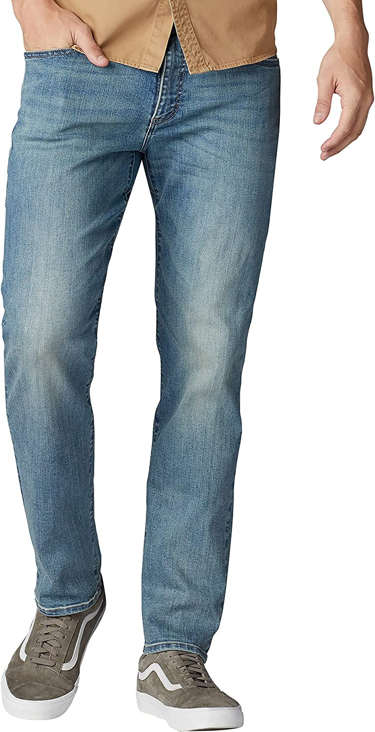 Lee 購入 Men's Performance Series Extreme Straight Fit 新作通販 Tapered Motion
