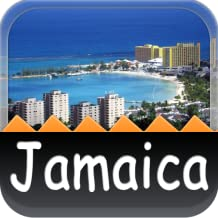 Jamaica Island Offline Map Travel Guide(Kindle Tablet Edition)