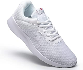 AONVOGE Running Shoes Men Lightweight Casual Sports Breathable Gym Workout Athletic Shoes Tennis Walking Sneaker