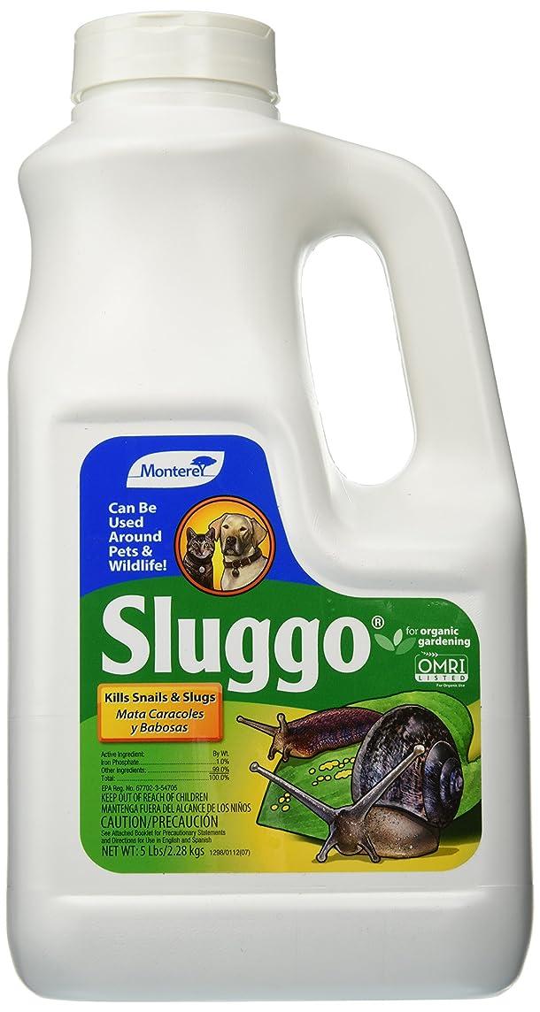 Monterey Sluggo Slug & Snail Killer 5lb