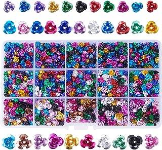 Best small flower beads Reviews
