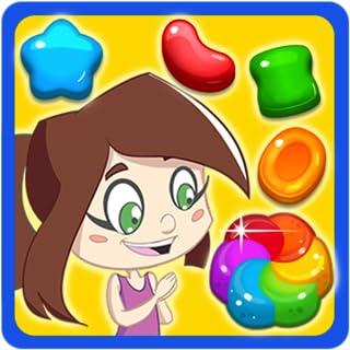 Candy Sweet Fruit juegos soda jelly blast 3 aplicación aplastante Meads Puzzle: juego de rompecabezas gratis Descargar para niños