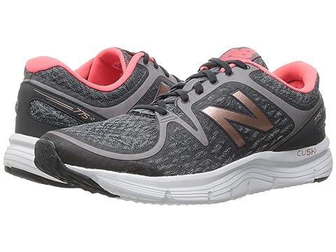 Womens New Balance T610V5 Black Pink Running Shoes Z24075