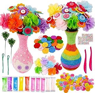 Little Guy 2 Packs DIY Arts and Crafts Kits Enfants Jouets pour 6 7 8 9 10 11 12 Ans Enfants Filles Garçons Cadeaux d'anni...