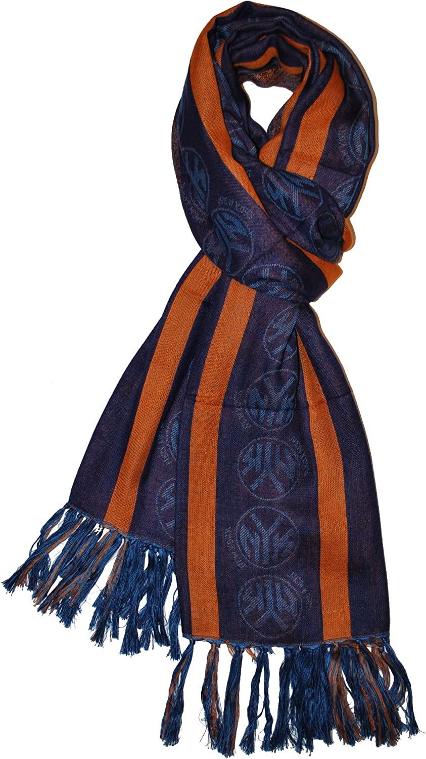 NBA New Some Max 44% OFF reservation York Knicks Scarf
