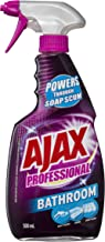 Ajax Professional Antibacterial Disinfectant Bathroom Power Cleaner Trigger Surface Spray Made in Australia 500mL