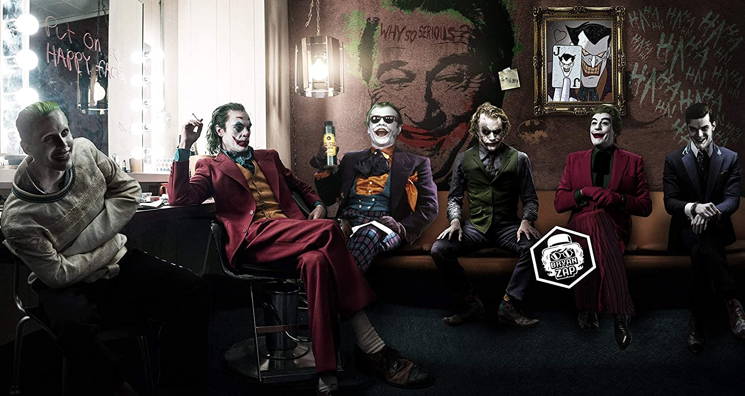 Joker Outlet ☆ Free Shipping Special price poster collection
