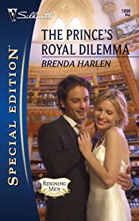 The Prince's Royal Dilemma (Reigning Men)