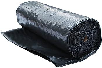 Explore Rolls Of Black Plastic For Garden Amazon Com