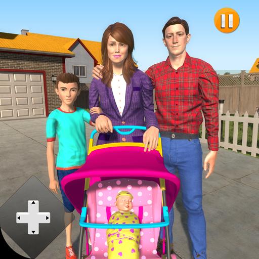 Juegos virtuales para bebés gemelos