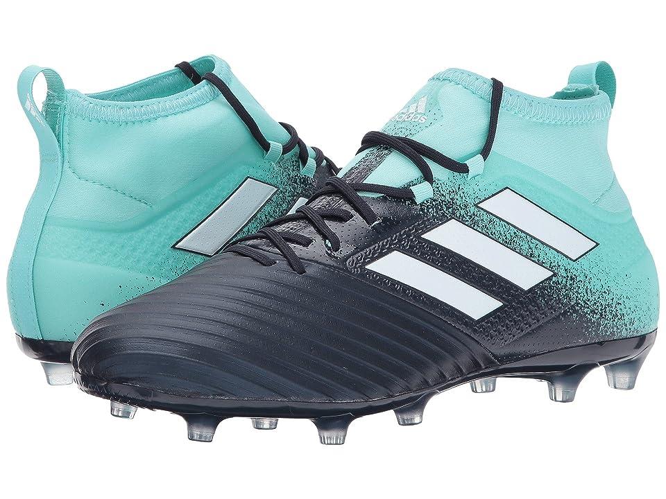 adidas Ace 17.2 FG (Energy Aqua/Footwear White/Legend Ink) Men