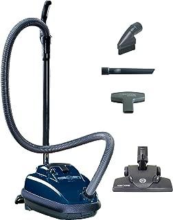 Sebo Vacuums 9679AM Airbelt K2 Kombi Canister Vacuum, Dark Blue - Corded