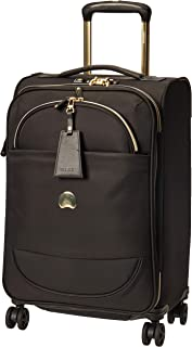Delsey Paris Montrouge Wheels Expandable Cabin Trolley Carry-On (Softside)