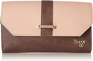 Baggit L Wallet Women's Clutch (Brown) (Unitsnits 1)