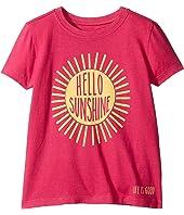 Life is Good Kids - Hello Sunshine Crusher™ Tee (Toddler)