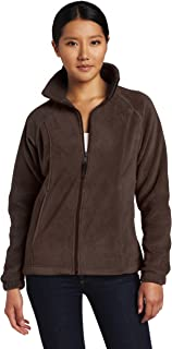 Columbia Women's Benton Springs Classic Fit Full Zip Soft Fleece Jacket