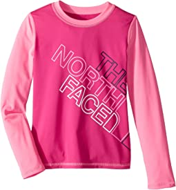 The North Face Kids Long Sleeve Amphibious Tee (Little Kids/Big Kids)