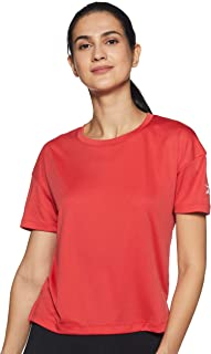 Reebok Women's Regular Fit Sports T-Shirt