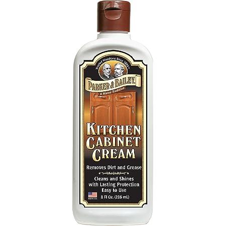 Amazon Com Parker Bailey Kitchen Cabinet Cream 8oz 8 Ounces White Everything Else