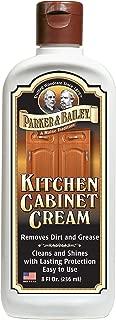 Parker & Bailey Kitchen Cabinet Cream 8oz, 8 ounces, White
