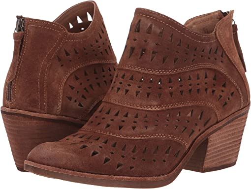 Light Brown Cow Suede