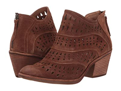 Sofft Westwood II (Light Brown Cow Suede) Women