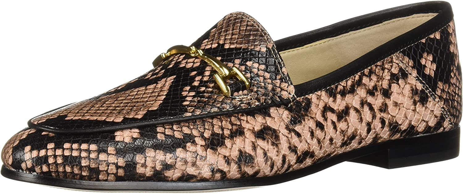 Sam Print Us M 11 Snake Rose Dusty Loafer Loraine Wohommes