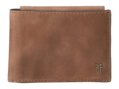 Frye Holden Passcase Wallet (Whiskey) Bags