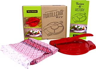 Verve Culture Artisan Tortilleria Kit - 8