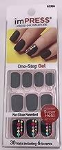 KISS 2x Longer Lasting imPRESS FLASH MOB by Broadway Press-On Manicure Nails by Broadway