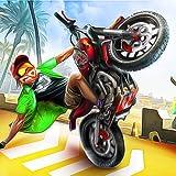 Hot Ramp Bike Stunts Wheels Race Off