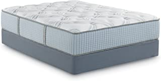 Scott Living By Restonic Falkland Plush Bed Mattress Hybrid, Twin XL, White