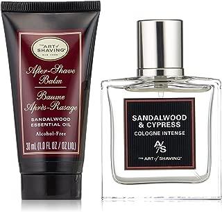 The Art of Shaving 2 Piece Small Fragrance Gift Set, Sandalwood